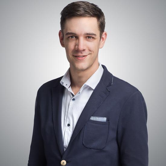 Philip Keller, Kundenbetreuer bei BHB